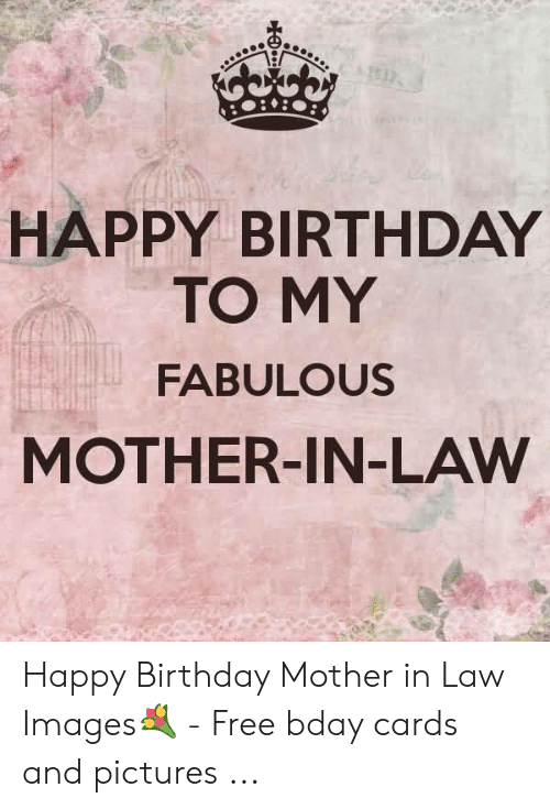 25 Best Memes About Happy Birthday Mother In Law Images Happy Birthday Mother In Law Images Memes
