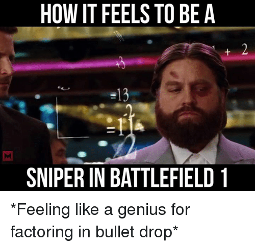 I Played With A Chinese Sniper In Battlefield Yesterday He Owned