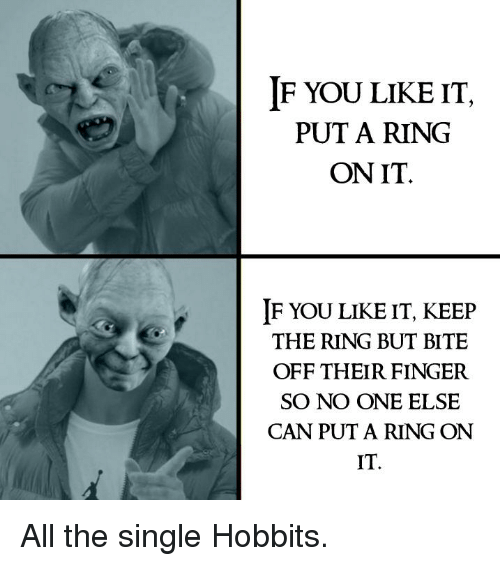 Put A Ring On It Memes