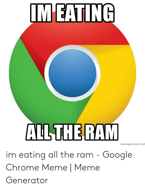Chrome S Ram Usage Is Higher Than Ever As Google Introduces Site