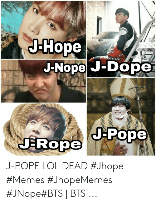 J Hope S Blood Is Sprite You Can T Change My Mind Change Meme On