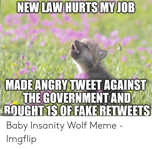 Made Angry Tweet Against The Government And Rought 1s Of Fake