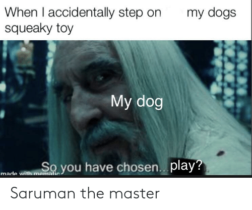 Saruman The Master Lord Of The Rings Meme On Awwmemes Com