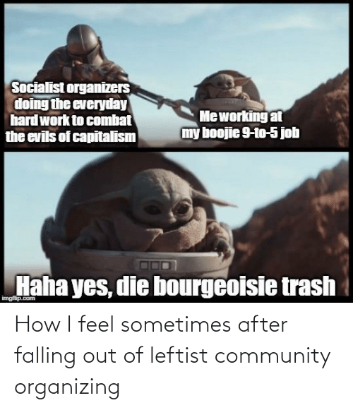 Socialist Organizers Doing The Everyday Hard Work To Combat The