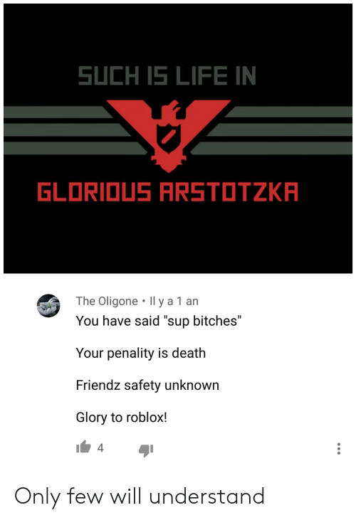 Such Is Life In Gloridus Arstotzka The Oligone Llya 1 An You Have