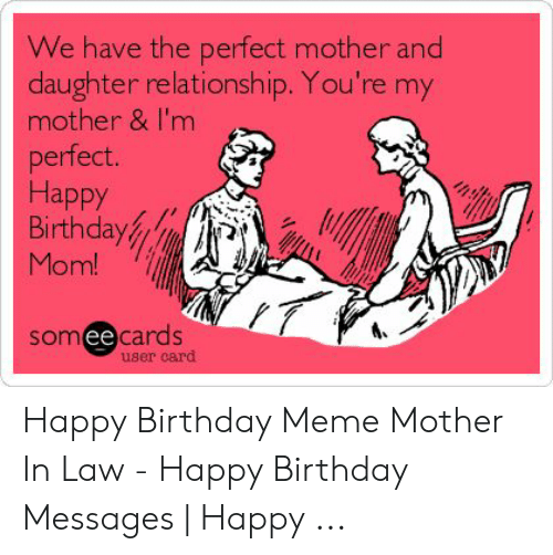 25 Best Memes About Happy Birthday Meme Mother In Law Happy Birthday Meme Mother In Law Memes