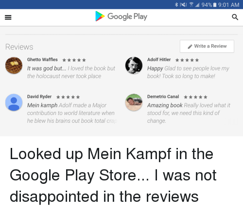 Spread Memes Not Germs On Twitter Google Play Store Is Bullying