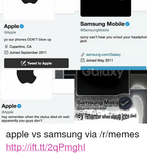 Samsung Vs Tumblr