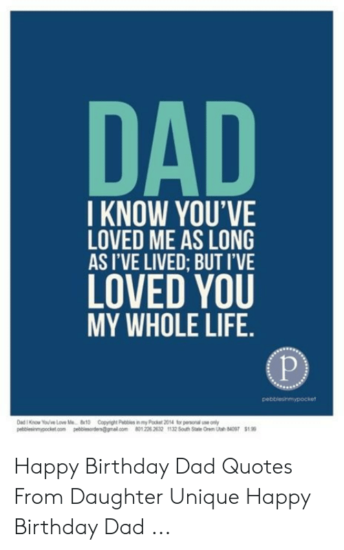 25 Best Memes About Happy Birthday Dad Quotes Happy Birthday Dad Quotes Memes