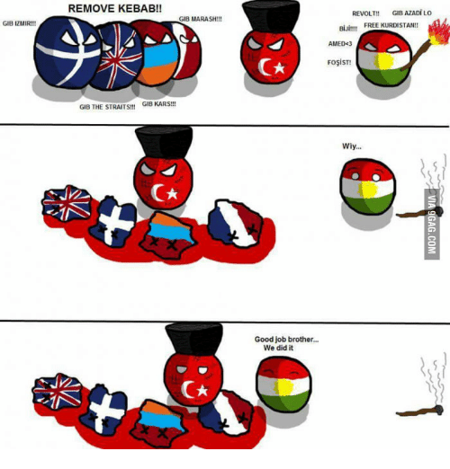 Cold War Pt 2 By Countryballs Meme Center