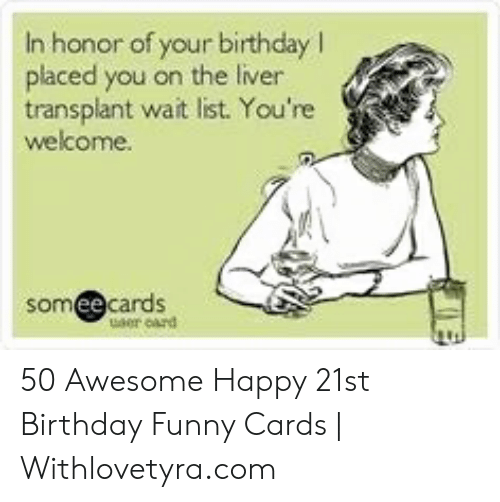 25 Best Memes About Happy 21st Birthday Funny Happy 21st Birthday Funny Memes