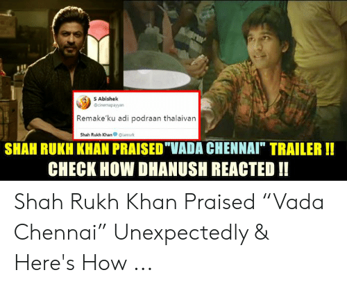 Watch Vada Chennai Teaser Of Vetrimaaran S Gangster Saga Released On Dhanush S Birthday The New Indian Express