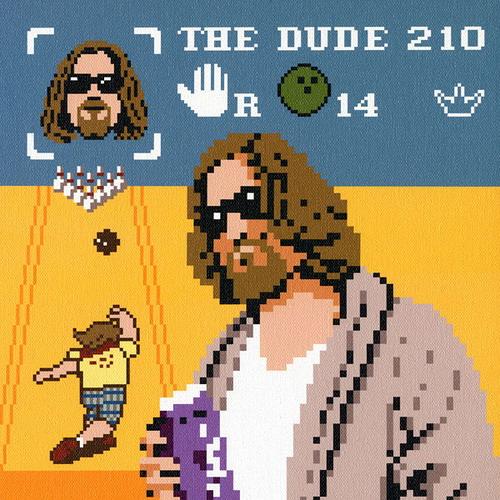 8-bit The Dude