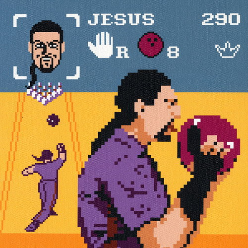 8-bit Nobody fucks with the Jesus
