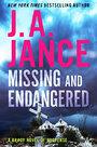 Missing and Endangered: A Brady Novel of Suspense - J. A Jance
