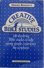 Creative Bible Studies: Romans-Revelation - Dennis C. Benson