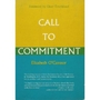 Call to commitment;: The story of the Church of the Saviour, Washington, D.C - Elizabeth O'Connor