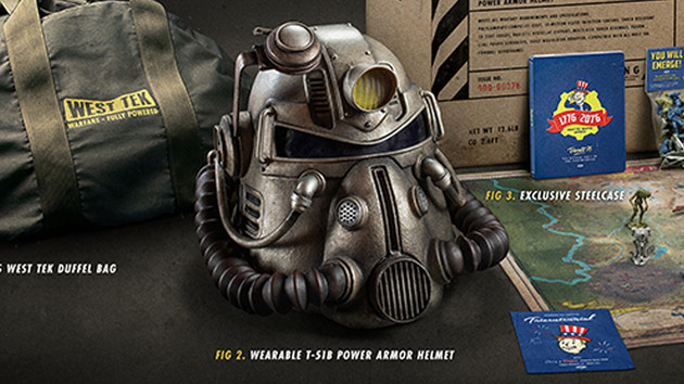 Fallout 76 Collectors Edition Fr 200 Euro Mit T 51b