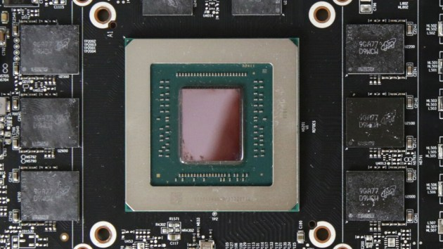 AMD Radeon RX 5300M: A RX 5500M with less clock and memory