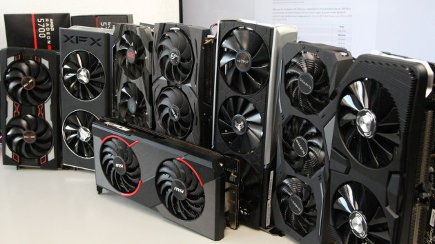 The study, the AMD goes up to 31 percent of the market share for graphics cards
