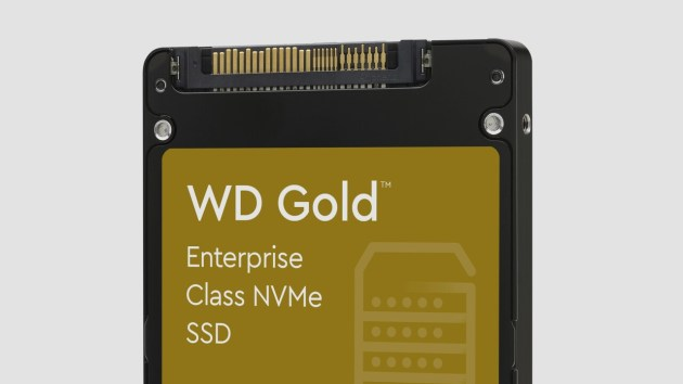 WD Gold for The next HDD, the brand is now also available on SSD