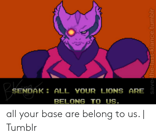 All Your Base Are Belong To Us Page 1 Ar15 Com