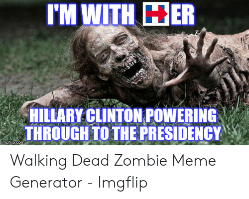 Wanna Be A Zombie Meme Generator