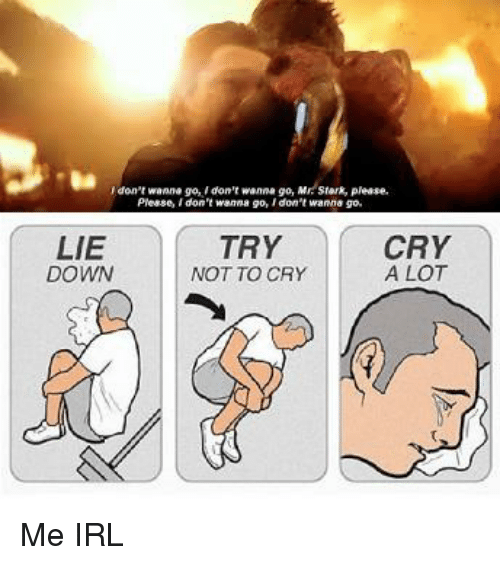 Don T Try To Solve My Problem Just Listen To Me Cry Because I Don
