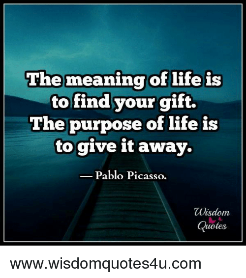Meme Inspirational Quote On Finding A Big Purpose Medical