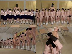 教室立てこもり事件 犯人のカメラ記録 サンプル画像 (2)