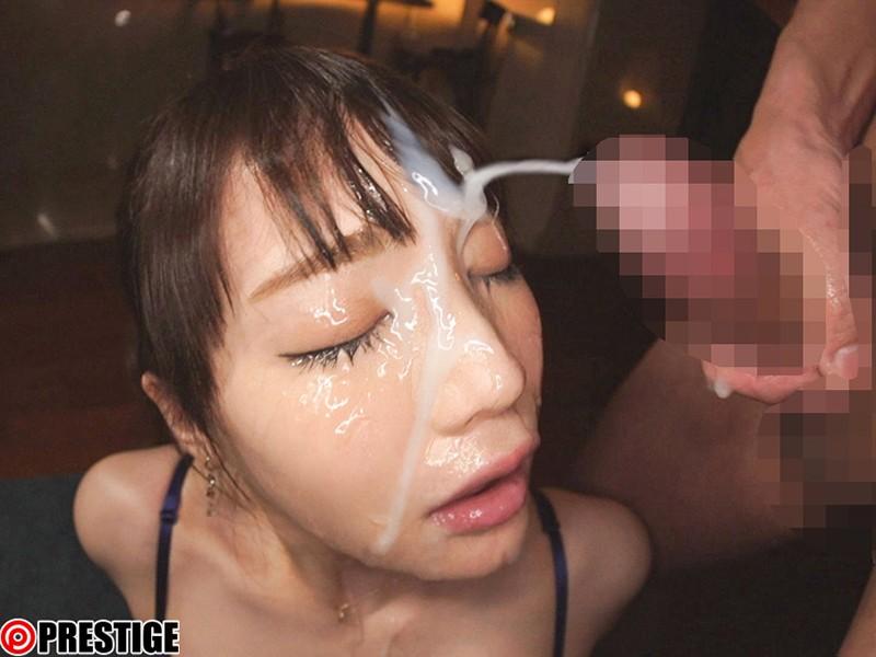 鈴村あいり 顔射の美学 08 絶対的美少女の顔面に溜まりに溜まった'白濁男汁'をぶちまけろ!!サンプルイメージ6枚目