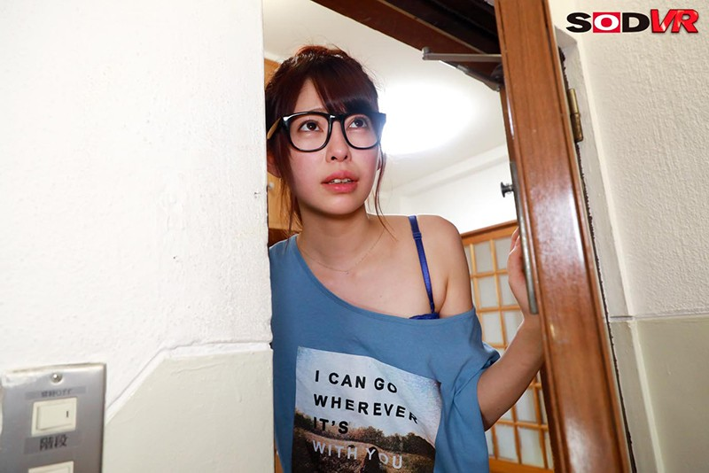 【VR】【追跡視点】ランドリーで見つけた女子大生 自宅へ押し入り強● ユルユル部屋着、ブラ紐、生足、油断しすぎ。…ダメだ…どうしてもあの娘を妊娠させたい…。6