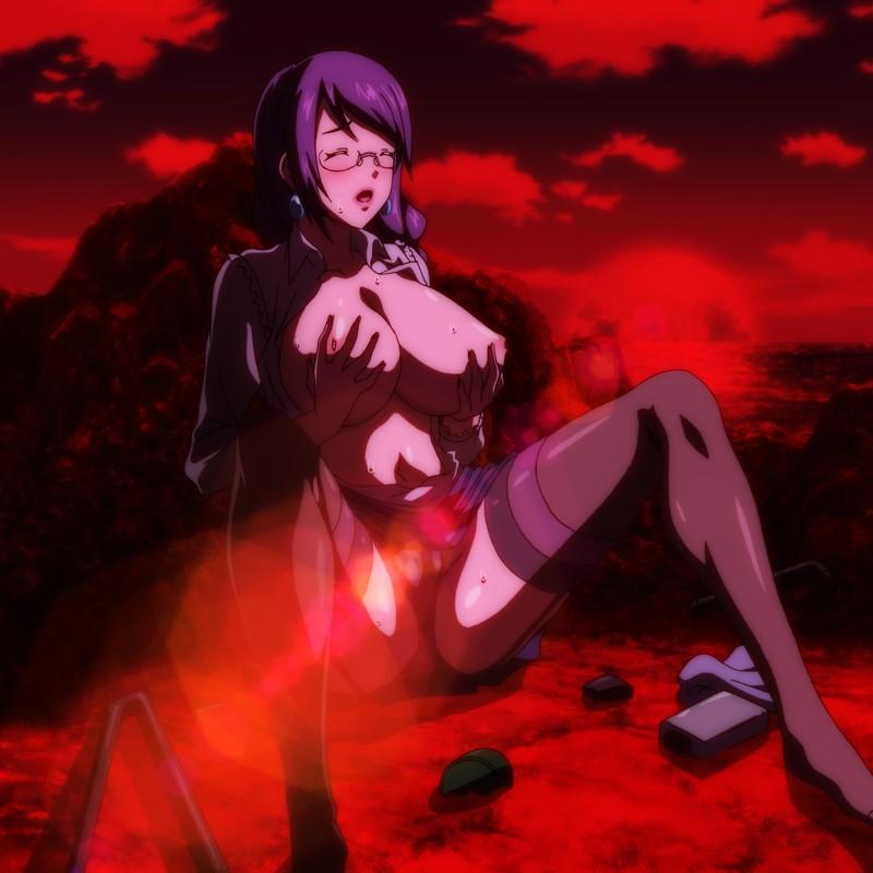 OVA 受胎島 #1 『どうしてアンタみたいなブサ男に種付けされなきゃいけないのよ!?』1