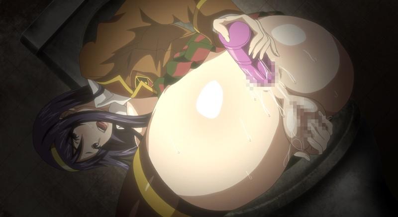OVA 受胎島 #1 『どうしてアンタみたいなブサ男に種付けされなきゃいけないのよ!?』5