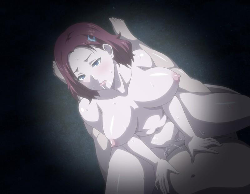OVA 受胎島 #2 『ご主人様のぶっといお●んぽ…あたしのエロま●こにぶち込んで◆』12