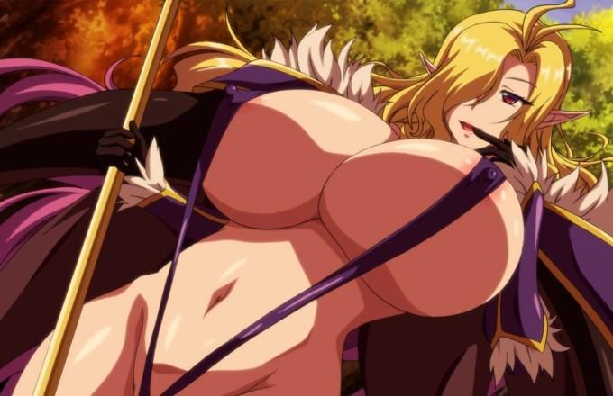 OVA ようこそ! スケベエルフの森へ #2 ニンゲンのチ○ポなんかに…負けて、たまるか…っ / OVA Youkoso! Sukebe Elf no Mori e Ep2