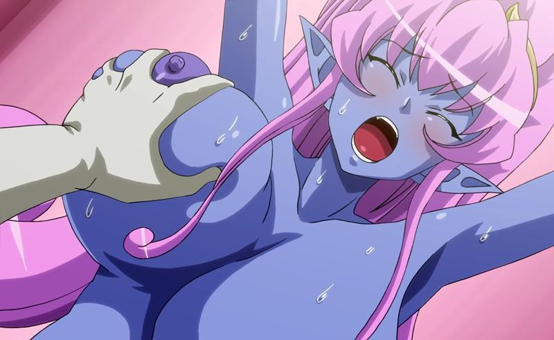 OVA 悪の女幹部 フルムーンナイト 第一話 肉袒牽羊2