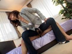 東京セレブワイフ ~代官山の美人妻~ 翔田千里のサンプル画像11