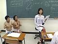 THE痴女 超ギリ激ヤバモザイク×妄想メス女教師 白鳥美鈴のサンプル画像