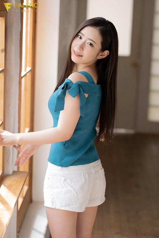 新人 めっちゃ人懐っこいフレッシュ女子大生 AVDEBUT 沙月恵奈8