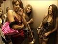 パニック寸前!!突然急停止したエレベーターの密室でギャル5人に無理矢理抜かれちゃいました!!のサンプル画像