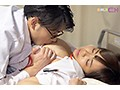 ドスケベ医師とビンカン看護師が夜勤中に病室でこっそり何度も…のサンプル画像5