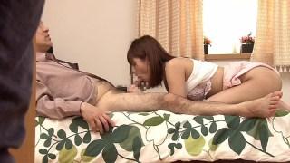 父親に寝取られた俺の恋人 瑠川リナのサンプル画像12