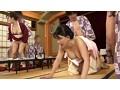 「常に性交」温泉旅館 3 団体様向け生ハメ中出し乱交ご宿泊プラン 180分SPのサンプル画像