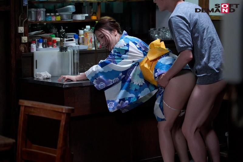 古川いおり 夏の田舎で童貞の僕は年上従姉の冗談を真に受け、中出しし続けた。 桃色かぞくVOL.18サンプルイメージ14枚目