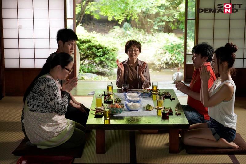 古川いおり 夏の田舎で童貞の僕は年上従姉の冗談を真に受け、中出しし続けた。 桃色かぞくVOL.18サンプルイメージ3枚目