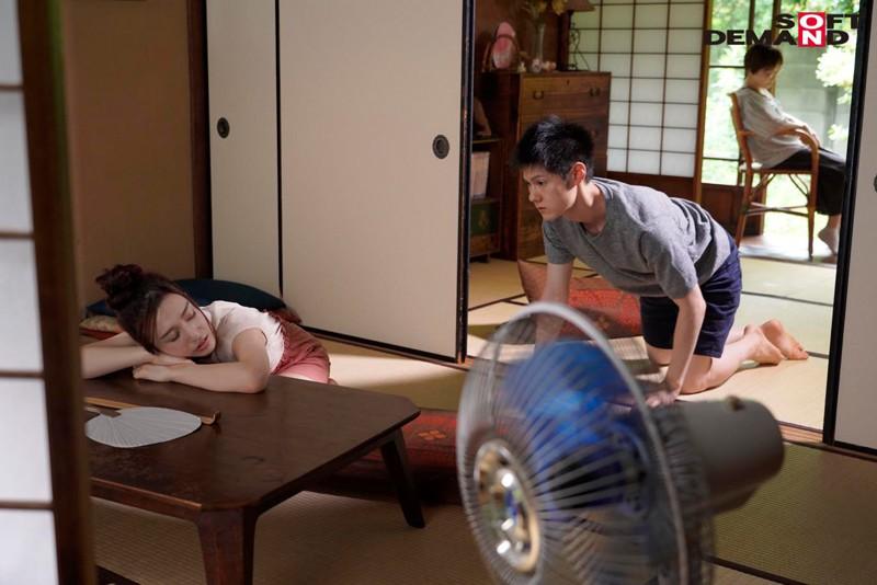 古川いおり 夏の田舎で童貞の僕は年上従姉の冗談を真に受け、中出しし続けた。 桃色かぞくVOL.18サンプルイメージ4枚目