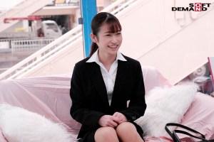 【就活生限定】マジックミラー号リクルートスーツの似合う女子大生に「牛乳… のサンプル画像 2枚目