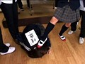 女子校生集団中出しい○め クラスメートから「種壷」と呼ばれる少女の1日のサンプル画像