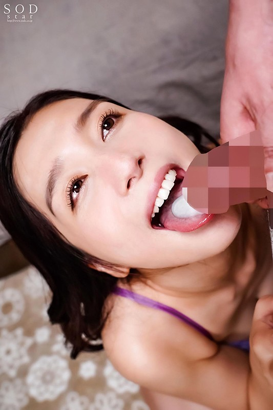 古川いおり 異常精飲癖の妻 旦那公認で他人の精子を飲む人妻の日常サンプルイメージ15枚目